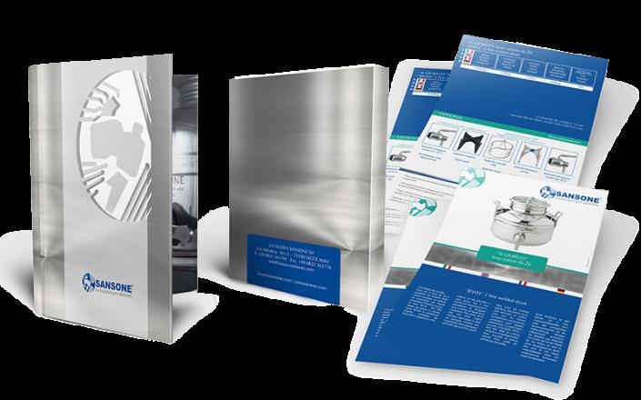 realizzazione catalogo aziendale